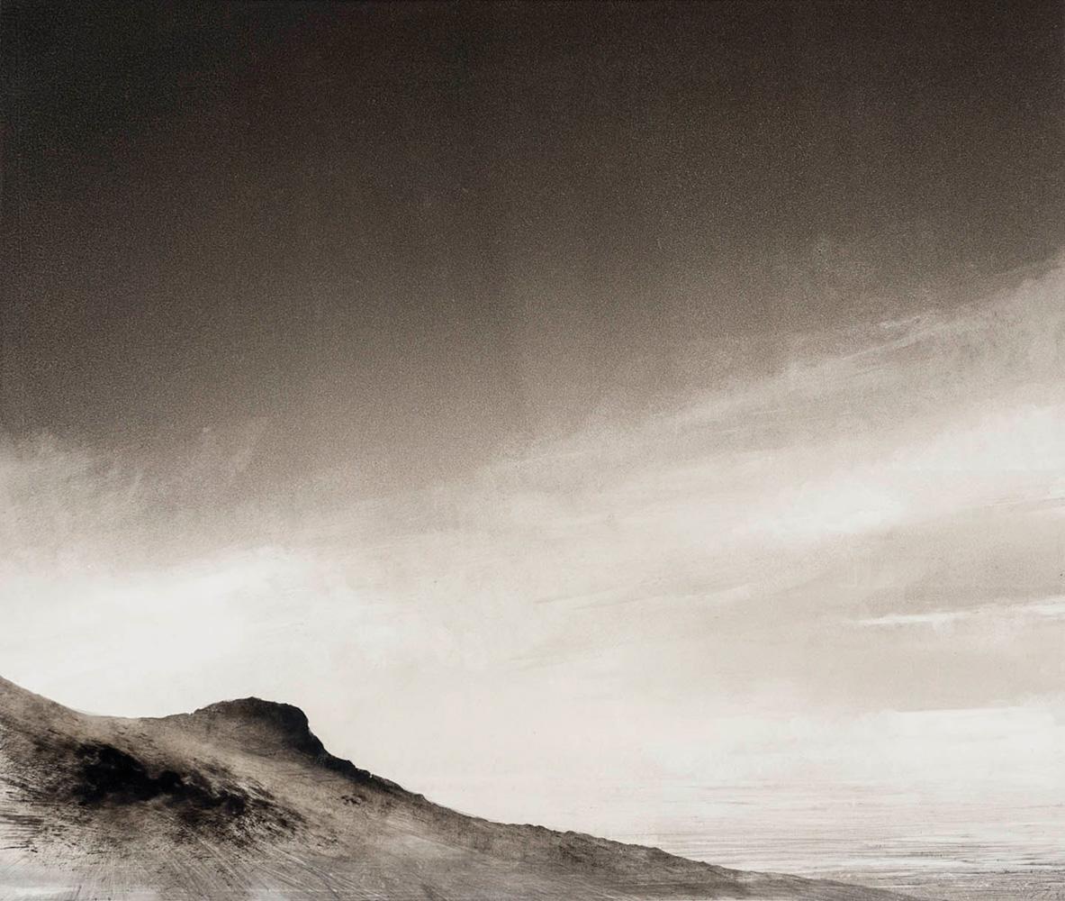 volcano-dusk