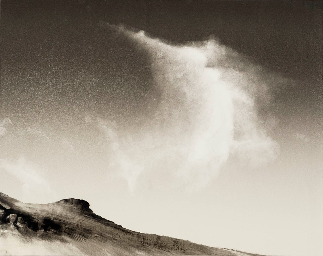 volcano-with-single-cloud